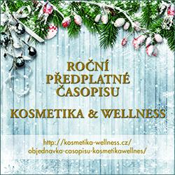 Předplatné časopisu Kosmetika & Wellness
