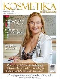 Časopis pro krásu, zdraví, estetiku a životní styl