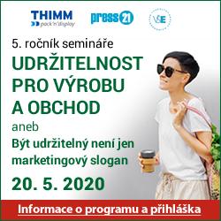Udržitelnost pro výrobu a obchod 20.5.2020