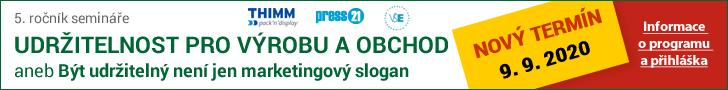 Udržitelnost pro výrobu a obchod 9.9.2020